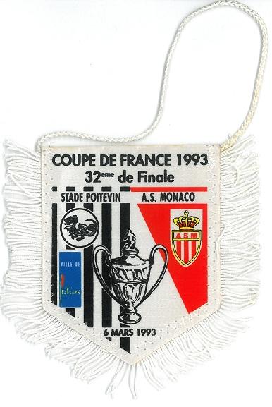 Petites Fanions de l' AS Monaco FC
